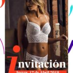 flayer invitacion fitting freya 2018