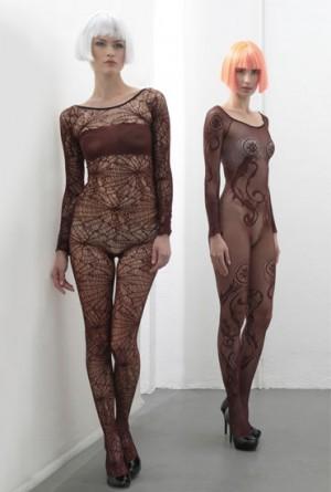 Panty Body Telaraña Emilio Cavallini