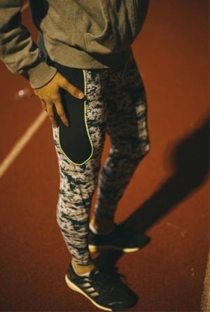 Legging Sport urban camuflaje Hom Gym wear
