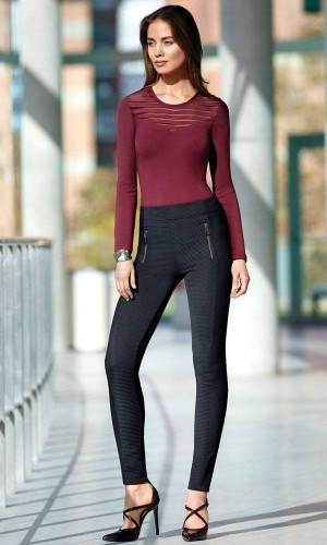 Legging Morgan Janira Legins 2018