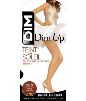 Media de verano Dim Up Teint de Soleil media al muslo