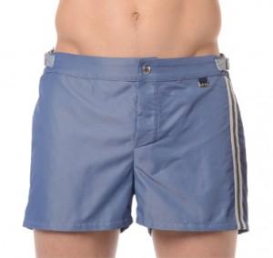 Bermuda pantalon jeans blue