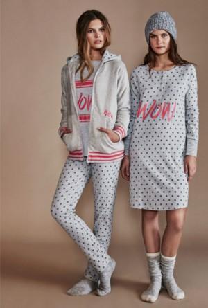 Pijama tres piezas Wow