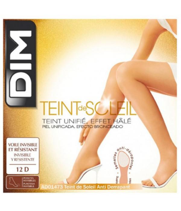 Panty Antideslizante Teint de Soleil de Dim