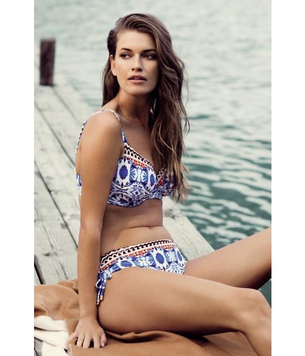 Bikini braguita fruncida regulable Fantasie