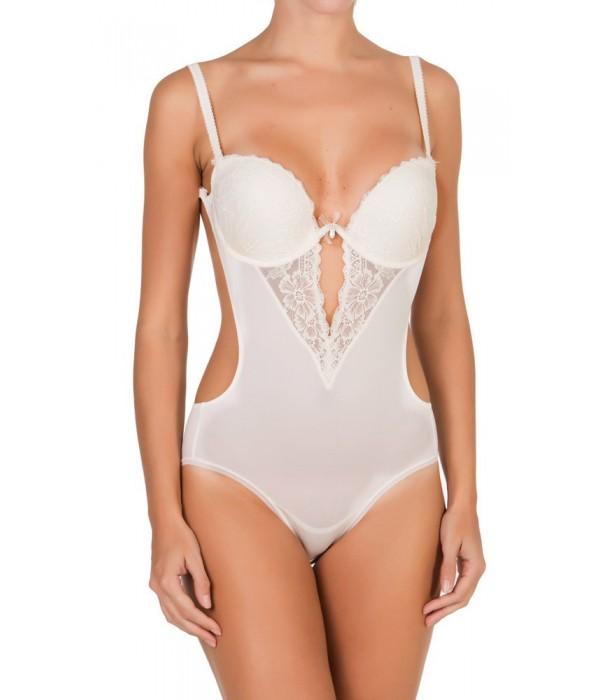Body Trikini espalda escotada Selmark 60454